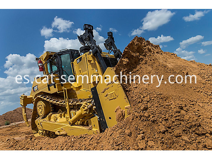 Cat D9R crawler bulldozer