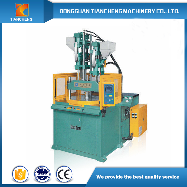 Two Color Injection Moulding Machine
