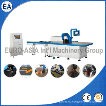 Máquina automática de curva hidráulica