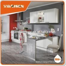 Avec une usine de garantie de qualité directement préfabrivée armoire de cuisine UV