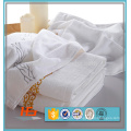 Luxury 100% Cotton 5 Star Hotel Towels Set Of 6pcs