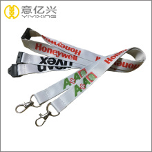 multicolor digital print logo neck lanyard