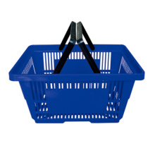 Virgin Hdpp Single Hand Basket Shopping Baskets for Sale by Manufacturer