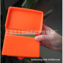 Top Sale New Design Silicone Bussiness Card Holder