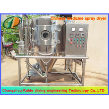 Enzyme preparation spray drying tower