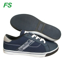 mens fashion flat canvas shoe for sale