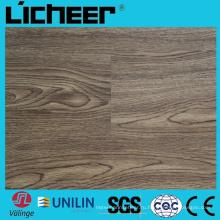 Wpc водонепроницаемый Напольные композитные полы Price7.5mm Wpc Напольные покрытия 7inx48in High Wensity Wpc Wood Flooring