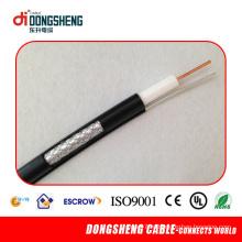 Заводская цена Rg11 CCTV кабель / кабель CATV / коаксиальный кабель