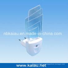 Interruptor del sensor del día y de la noche Luz de la noche del LED (KA-NL308)