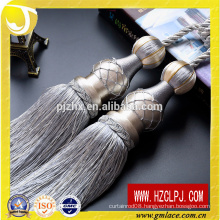 High Quality Wooden Decorative Curtain Tassel, Manufactures in China