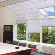 Waben-Vorhang-Gewebe-modernes Entwurfs-heißes Verkaufs-Papier faltete Vorhänge