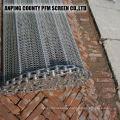 Drahtgeflecht-Konvoi-Gurt des rostfreien Stahls der großen Mauer