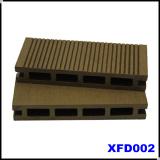 Hollow Outdoor Terrassendielen WPC Flooring Board (KJ001)