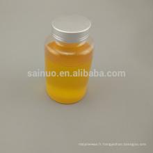 Stabilisateur ca / zn écologique de haute qualité avec liquide jaune