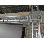 Customized Big Outdoor Led Video Wall Rental