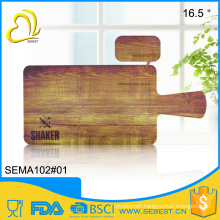 "new product 16.5"" wooden chopping board"