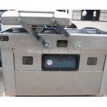Double chamber vacuum packing machine DZQ-2SA-400