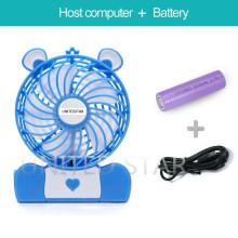 Ventilador mini ventilador portátil recarregável melhor vendido para viagens