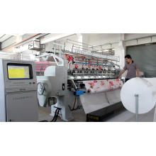 CS110-2 Hot Quilting Machine
