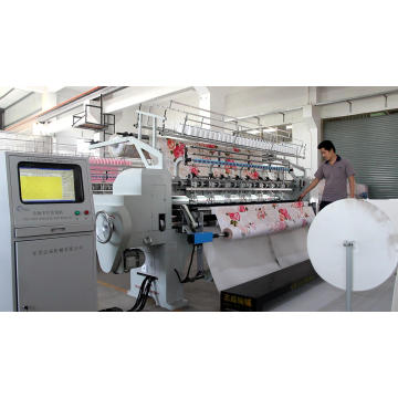 CS110-2 Made in China Máquina de acolchoar