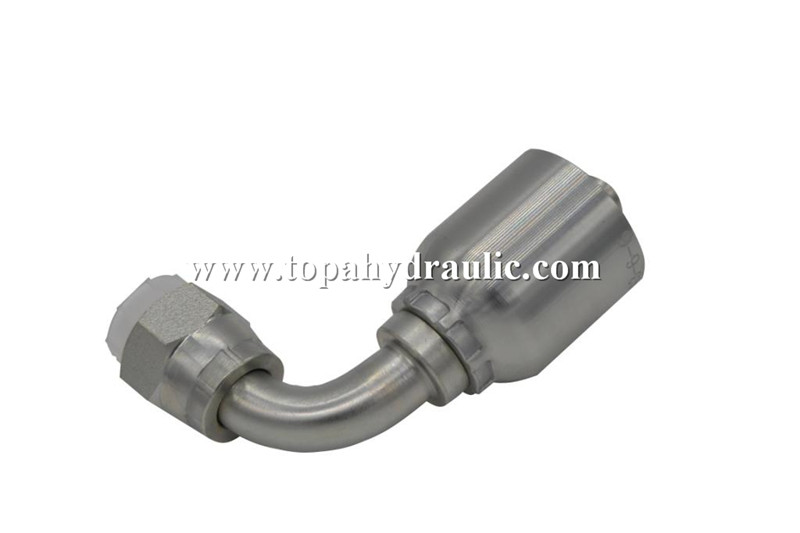 JIC hydraulic industrial pressure hose fittings