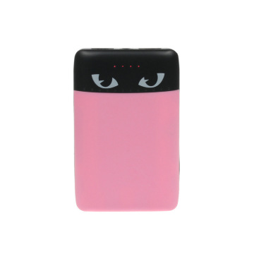 Cute Design Custom Power Bank Baterías externas