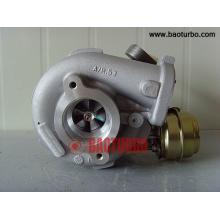 Gt2056V 751243-5002s Турбокомпрессор для Nissan