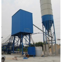 Commercial Golden Mix Concrete Batching  Plant