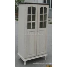 Armário de madeira de madeira do armário /Kitchen