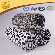 100% acrílico Classic Dot Jacquard Made In China Own Factory Inverno Soft Blanket For Baby