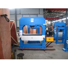Prensa hidráulica elétrica manual padrão ordinária (HP-50S / D)