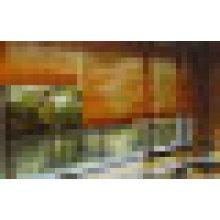 Persiana enrollable de bambú (cortinas de la ventana A-10)
