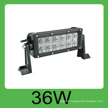 Hot sale 36W IP68 DC10v-30V auto led work lamp,3 years warranty