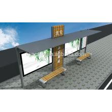 Refugios de tránsito de estructuras de acero THC-43