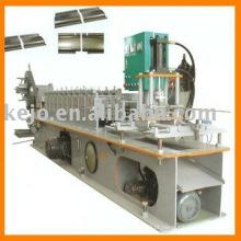 Estrutura da porta / estrutura da janela / porta da garagem / porta do obturador frio Máquina de formação de rolos