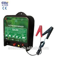 control de valla electrica y alarma / valla electrica / esgrimista / electrificador de cercas electricas