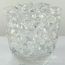 Suelo cristalino para plantas