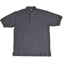 Hot Sale Sport Wear Polo simple Chemise de baseball de golf avec logo imprimé (P0003)