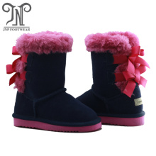 Hot sale for Kids Winter Boots Cute Kids Tall Children Navy Boots supply to Guam Exporter