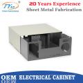 fabrication de boîte de distribution électrique