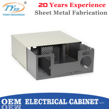 outdoor metal box