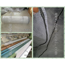 White 100% HDPE 60g/Sqm Debris Netting