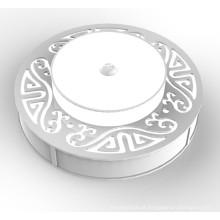 5 LED Sensor Body Control Luz Lâmpada de gabinete de controle com 3m cola Stick