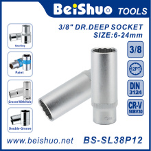 "3/8""Drive Deep Socket for DIY Hand Tool"