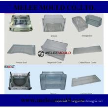 Moule de machine de congélateur d'appareils ménagers en plastique