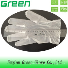 Medical Grade Nonsterile Disposable Powder Free Vinyl Glove
