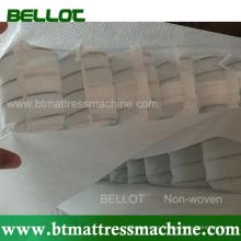 Спанбонд нетканый материал применяется к матрац и подушка