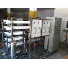5000L/H RO Systems with Pretreatment and UV