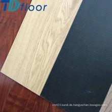 Populärer Kleber unten trockener zurück PVC-Vinylboden