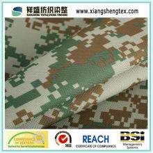 Tejido de camuflaje para ropa militar